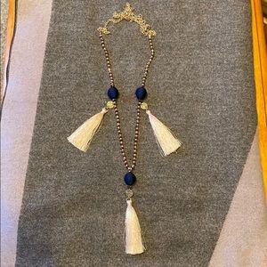 Jewelry - Flirty Long Tassel necklace so cute!! 🤩